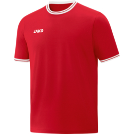 JAKO Shooting Shirt Center 2.0 rood-wit 4250/01