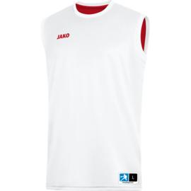 JAKO Reversible shirt Change 2.0 rood-wit 4151/01