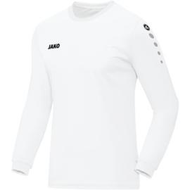 JAKO Shirt Team LM Wit 4333/00