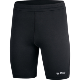 JAKO Short tight Run 2.0 zwart 8526/8