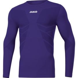 JAKO Shirt Comfort 2.0 paars 6455/10 (NEW)