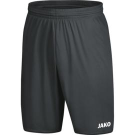JAKO Short Manchester 2.0 antraciet  4400/21