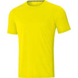 JAKO T-shirt Run 2.0 jaune 6175/03