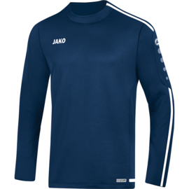 JAKO Sweater Striker 2.0 marine-wit 8819/99