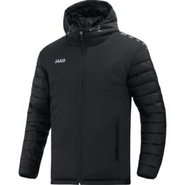 Stadionjas zwart (7201/08)