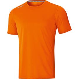 JAKO T-Shirt Run 2.0 oranje 6175/19
