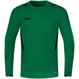 JAKO Sweater Challenge sportgroen/zwart  (8821/201)
