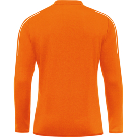 JAKO Sweater Classico fluo oranje 8850/19