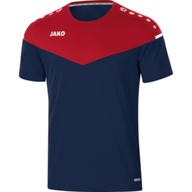 JAKO T-shirt Champ 2.0 chilirood-marine 6120/91 (NEW)