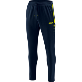 Jako Trainingsbroek Prestige marine-lemon 8458/09