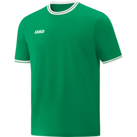 JAKO Shooting Shirt Center 2.0 sportgroen-wit 4250/06