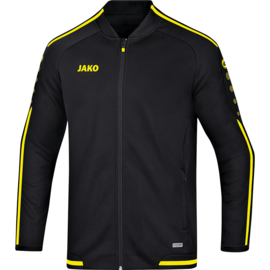 JAKO Veste de loisir Striker 2.0 noir-jaune fluo 9819/33