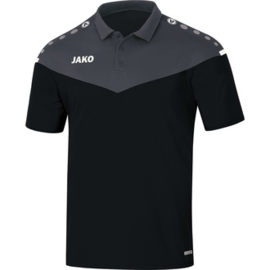 JAKO Polo Champ 2.0 zwart-antraciet  6320/08 (NEW)