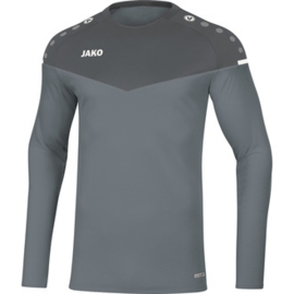 JAKO Sweater Champ 2.0 grijs  8820/40 (NEW)