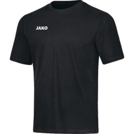JAKO T-shirt  base noir 6165/08