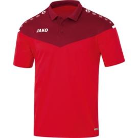 JAKO Polo Champ 2.0 rood 6320/01 (NEW)