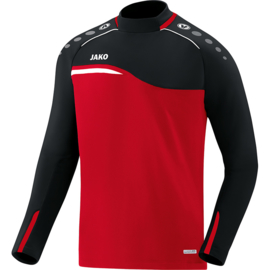 JAKO Sweater Competition 2.0 rood-zwart 8818/01