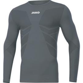 JAKO Shirt Comfort 2.0 grijs 6455/40 (NEW)