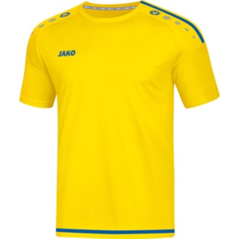 JAKO T-shirt/Shirt Striker 2.0 KM citroen-sportroyal 4219/12