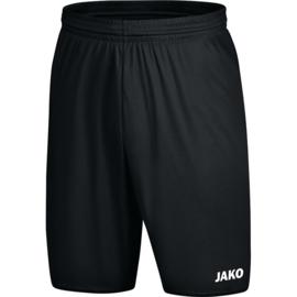 JAKO Short Manchester 2.0 zwart 4400/08