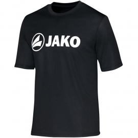 JAKO  Functioneel T-Shirt zwart 6164/08