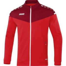 JAKO Veste polyester Champ 2.0 rouge 9320/01 (NEW)