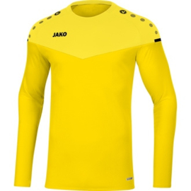 JAKO Sweater Champ 2.0 geel 8820/03 (NEW)