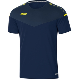 JAKO T-shirt Champ 2.0 citroen-marine 6120/93 (NEW)