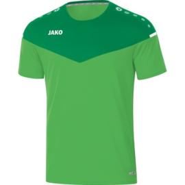 JAKO T-shirt Champ 2.0 verte 6120/22