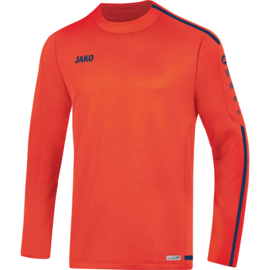JAKO Sweater Striker 2.0 flame-navy 8819/18