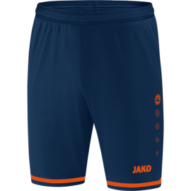 JAKO Short Striker 2.0 navy/flame  4429/18