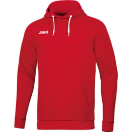 JAKO Sweat à capuchon Base rouge 6765/01