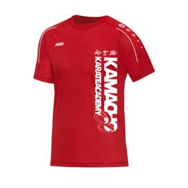 T-shirt Classico (+ Kamacho do  karate academy groot verticaal)