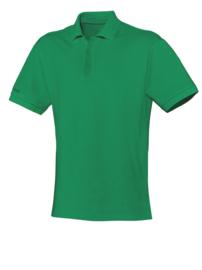 Polo Team sportgroen (met clublogo VK LINDEN )(6333/06)