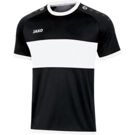 JAKO Shirt Boca KM zwart-wit 4213/08