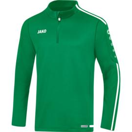 JAKO Ziptop striker 2.0 sportgroen-wit 8619/06