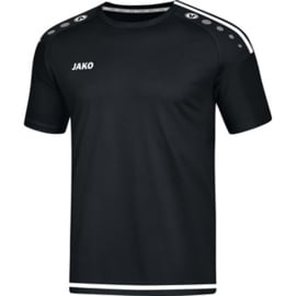 JAKO T-shirt/Maillot Striker 2.0 MC noir-blanc 4219/08