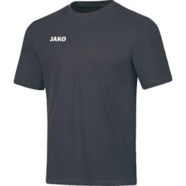 JAKO T-shirt  base antraciet 6165/21