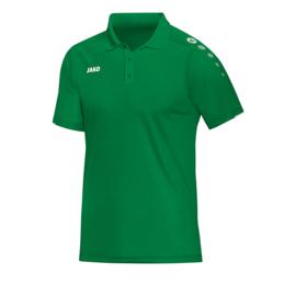 JAKO Polo classico vert 6350/06