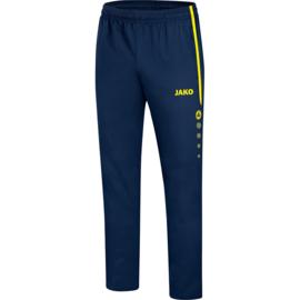JAKO Pantalon de loisir Striker 2.0 marine-jaune fluo
