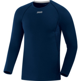JAKO  Shirt Compression 2.0 LM marine 6451/09 (NEW)