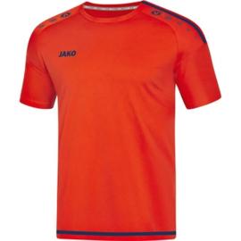 JAKO T-shirt/Maillot Striker 2.0 MC flamme-navy 4219/18