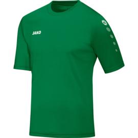 JAKO Shirt Team KM sportgroen 4233/06