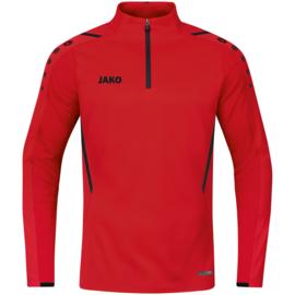 JAKO Ziptop Challenge rood/zwart (8621/101)