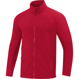 JAKO Veste softshell Team rouge 7604/01