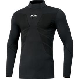 JAKO Turtleneck Comfort 2.0 zwart 6955/08 (NEW)