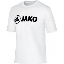 JAKO Functioneel T-Shirt wit 6164/00