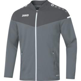 JAKO Veste de loisir Champ 2.0 gris 9820/40 (NEW)