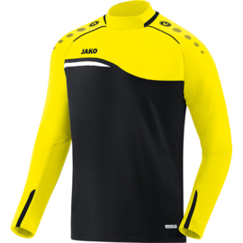 Jako Sweater Competition 2.0 zwart-fluo geel 8818/03