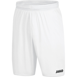 JAKO Short Manchester 2.0 fluo wit 4400/00
